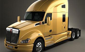 Truck 3D models