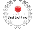 Special prize from RedShift