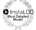 Special prize from InstaLOD
